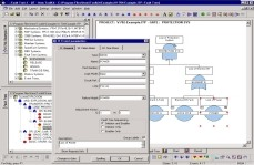 Fault Tree Software Screen Shot